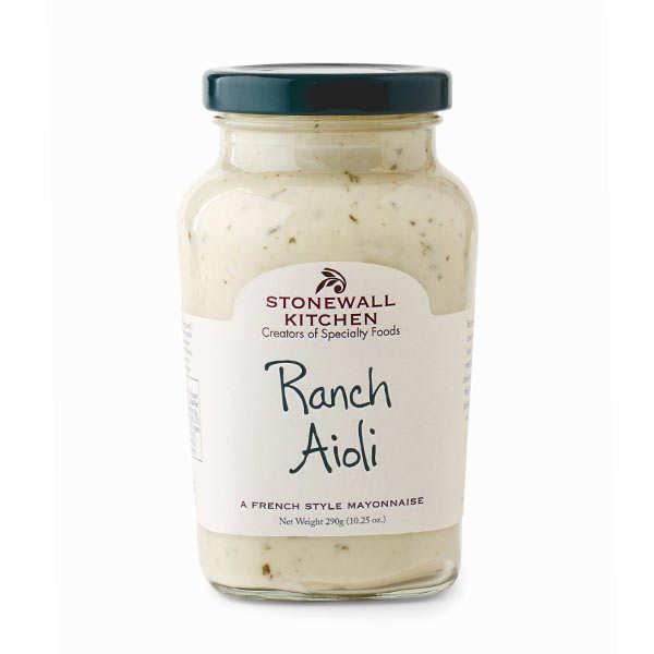 Sauce aïoli ranch