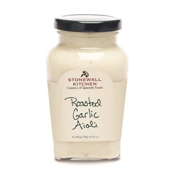 Grilled Garlic Aioli Sauce