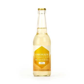 Les brasseurs de la Jonte - Limonade artisanale de Lozère au miel de châtaignier bio