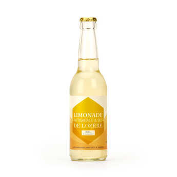 Les brasseurs de la Jonte - Organic Chesnut Honey Handmade Lemonade From Lozere