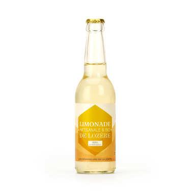 Limonade artisanale de Lozère au miel de châtaignier bio