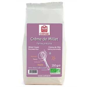 Celnat - Crème de millet - bio