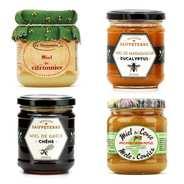 BienManger.com - 4 Assorted World's Honeys