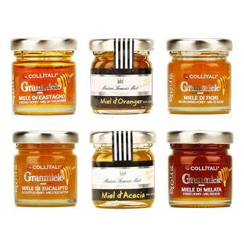 - Assortiment découverte des miels