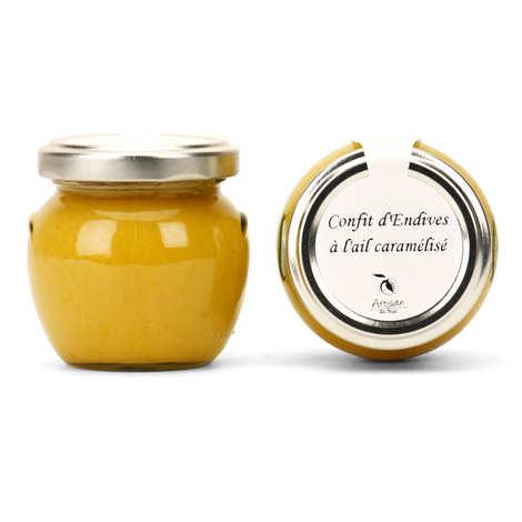 Artisan du fruit - Chicory With Caramelized Garlic