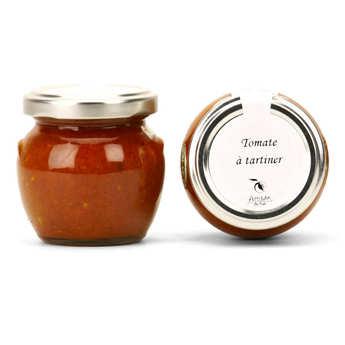 Artisan du fruit - Crème de tomate à tartiner