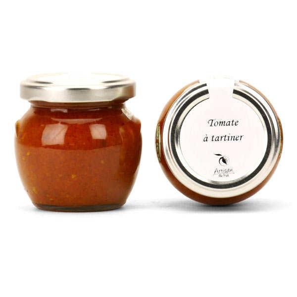 Crème de tomate à tartiner