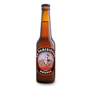 La Parisienne - La Parisienne - Amber Ale Beer 6%