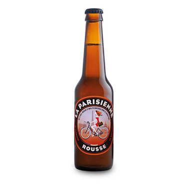 La Parisienne - bière rousse 6%