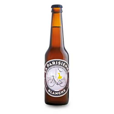 La Parisienne - bière blanche 6%