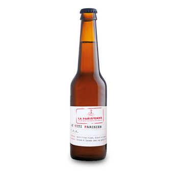 La Parisienne - La Parisienne - bière IPA Le titi parisien 5,5%