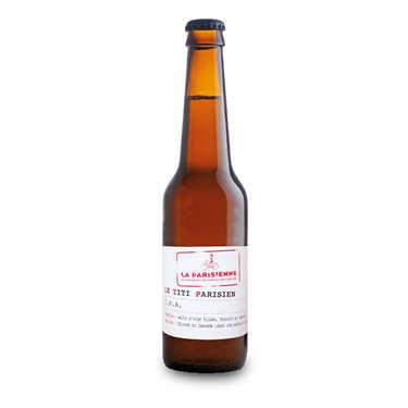 La Parisienne - bière IPA Le titi parisien 6%
