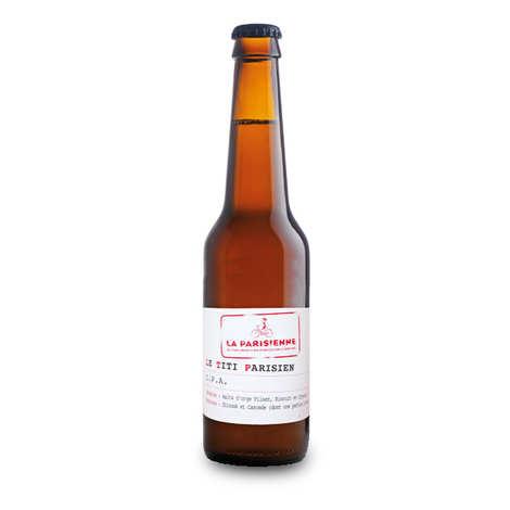 La Parisienne - La Parisienne - bière IPA Le titi parisien 6%