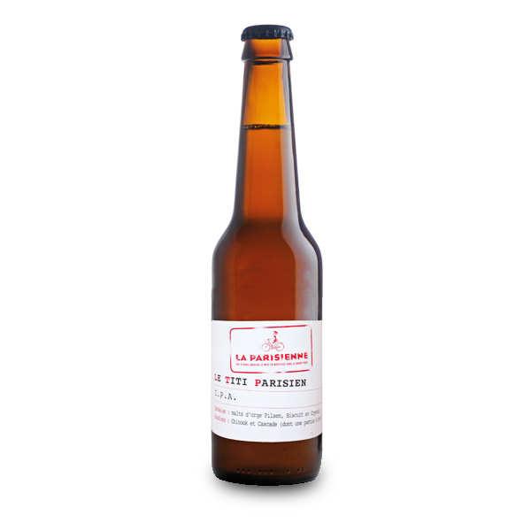 La Parisienne - bière IPA Le titi parisien 5,5%