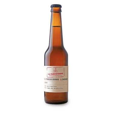 La Parisienne – bière lager La parisienne libérée 5,5%