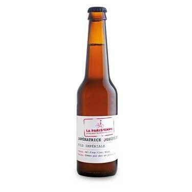 La Parisienne - bière pils impériale Impératrice Joséphine 7.5%