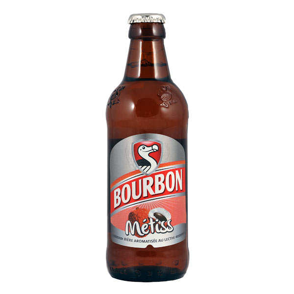 Bourbon Metiss Beer With Litchi From Reunion