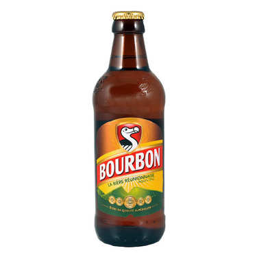 Bourbon Beer From Reunion 5%