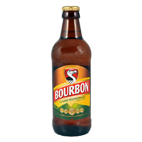 Brasseries de Bourbon - Bière Bourbon Dodo - bière réunionnaise 5%