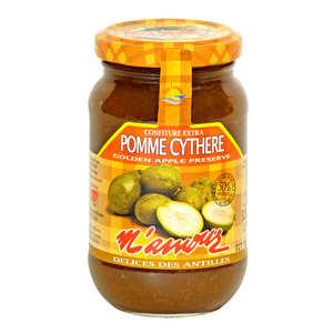 Délices M'amour - Confiture de pomme cythère de Guadeloupe