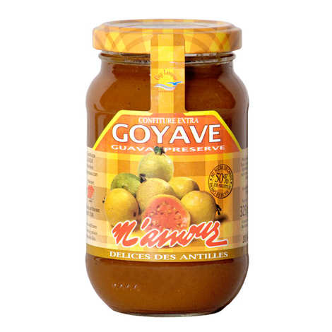 Délices M'amour - Guava Jam From Guadeloupe