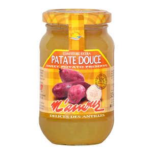Délices M'amour - Confiture de patate douce de Guadeloupe