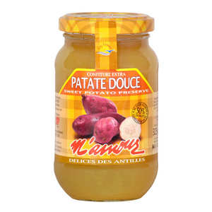 Délices M'amour - Sweet Potato Jam From Guadeloupe