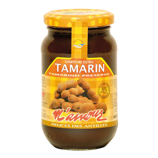 Tamarind Jam From Guadeloupe