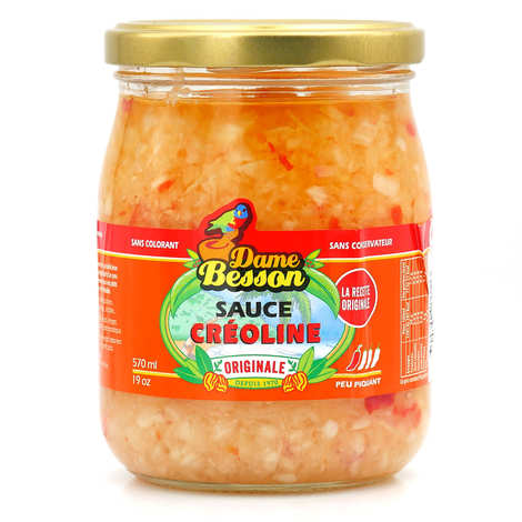 Dame Besson - Creole Sauce From Guadeloupe