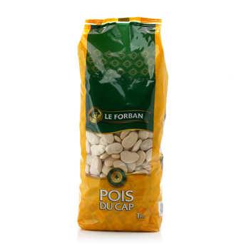 Le Forban - Soboriz Industrie - Pois du cap de la Réunion