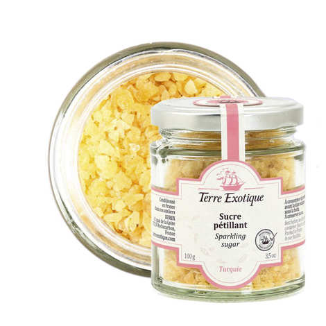 Terre Exotique - Popping sugar