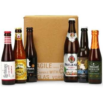 - Box découverte de 6 bières de juin