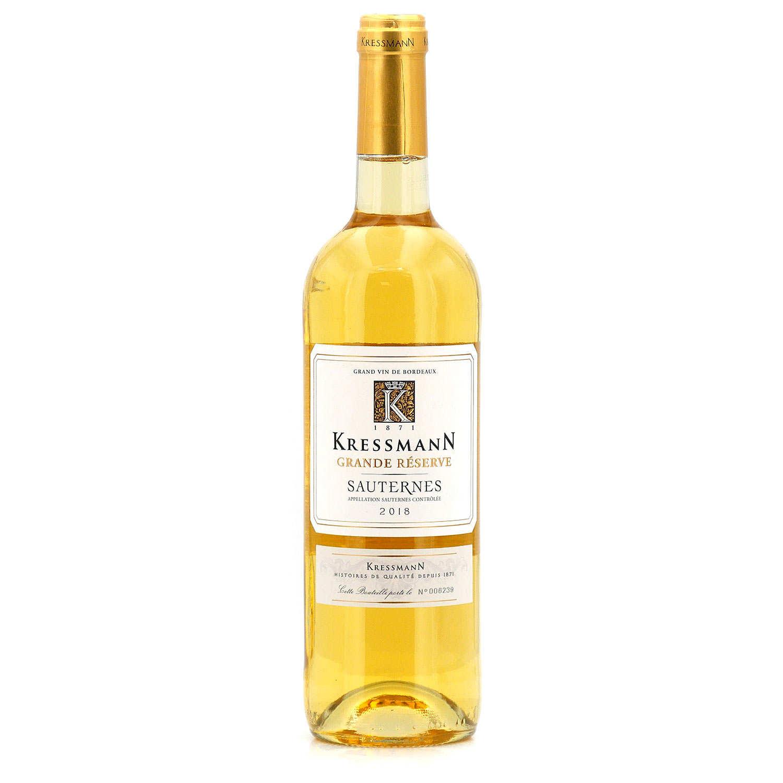 Sauternes Grande Reserve - Sweet Bordeaux White Wine