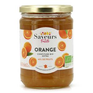 Saveurs Attitudes - Organic Orange Extra Jam