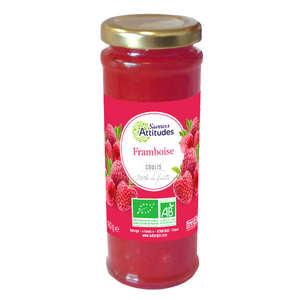 Saveurs Attitudes - Organic And Delicious Rasberry Coulis