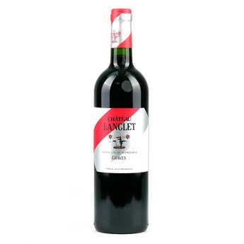 Château Langlet - Château Langlet - Graves rouge (Bordeaux AOC)