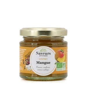 Saveurs Attitudes - Organic Mango Chutney