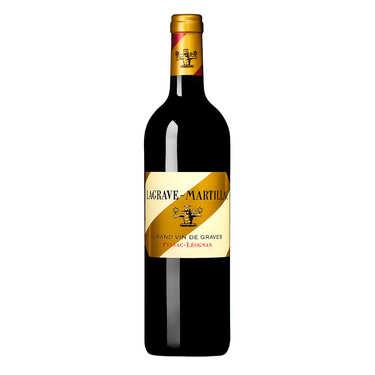 Lagrave Martillac rouge - Pessac-Léognan rouge - 13%