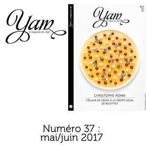 Yannick Alléno Magazine - YAM n°37