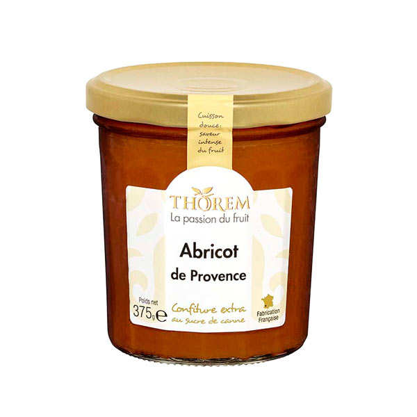 Apricot Extra Jam From Provence