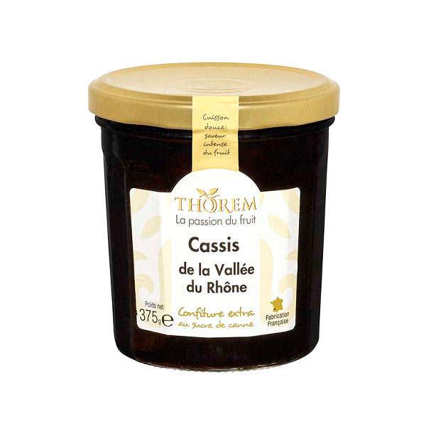 Confiture de cassis de la vallée du Rhône