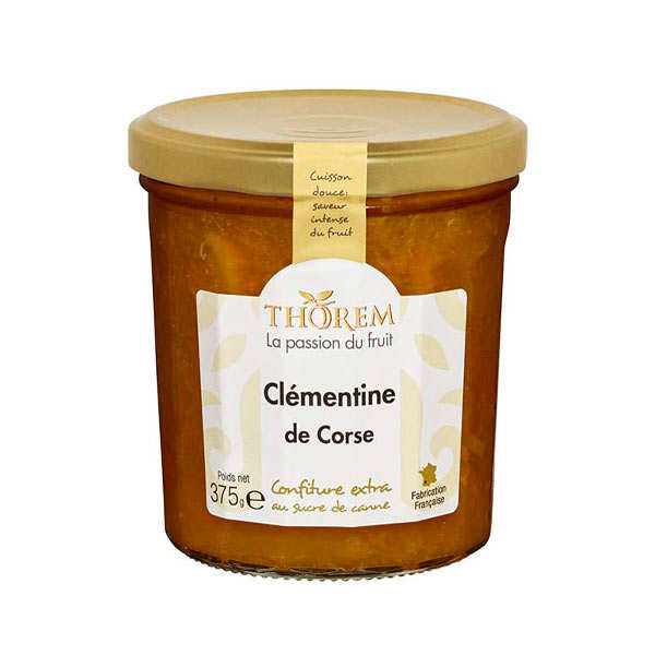 Clementine From Corsica Jam