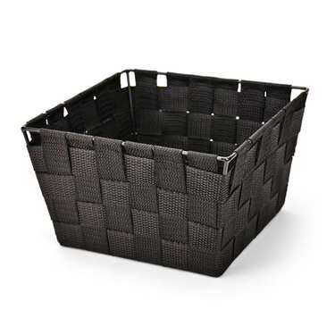 Black Nylon Basket