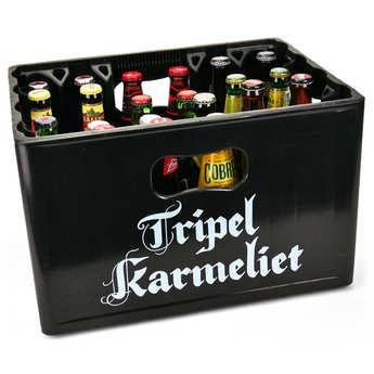 BienManger paniers garnis - 24 World's Beers Gift Set