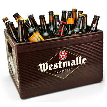 BienManger paniers garnis - Caisse découverte de 24 bières craft