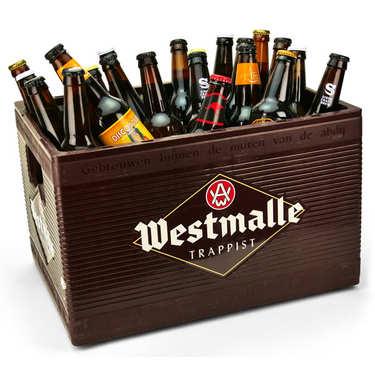 Caisse découverte de 24 bières craft
