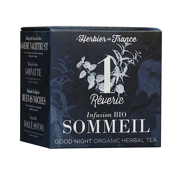 Infusion Sommeil Rêverie bio