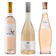 BienManger paniers garnis - 3 rosés d'exception de Provence