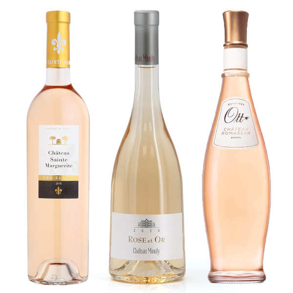 3 Exceptional Rosés from Provence