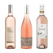 BienManger paniers garnis - 3 rosés plaisir bio